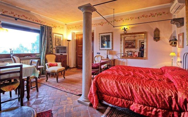 Отель Casa Vania Реггелло комната для гостей