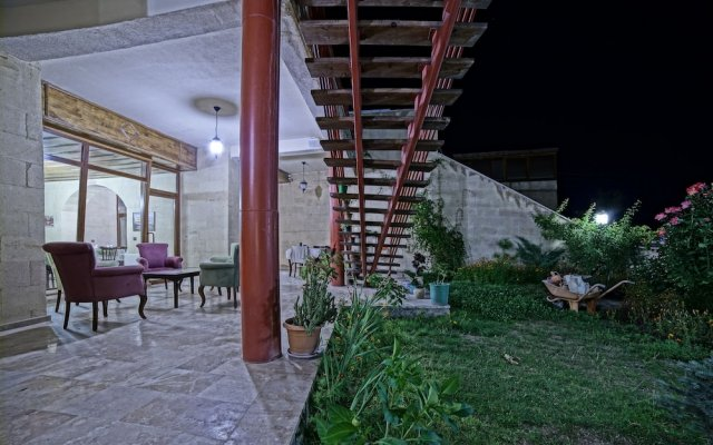 Osiana Hotel вид на фасад