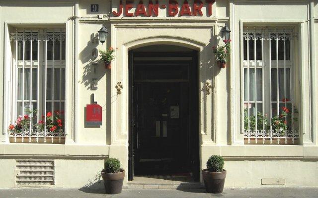 Отель Hôtel Jean Bart вид на фасад