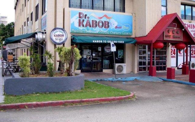 Pacific Bay Hotel вид на фасад