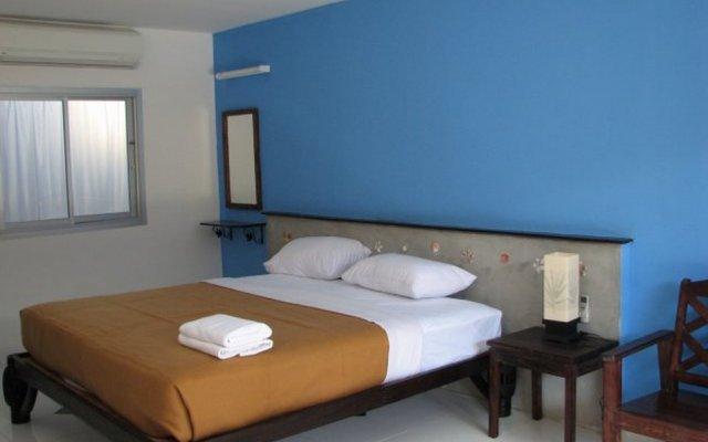 Апартаменты Sophon.19 Apartment Паттайя комната для гостей