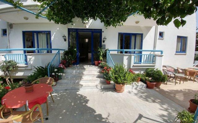Blue Paradise Apart Турция, Мармарис - отзывы, цены и фото номеров - забронировать отель Blue Paradise Apart онлайн вид на фасад