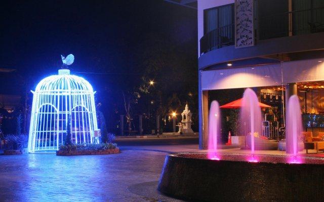 Отель 8Icon Ao Nang Krabi вид на фасад
