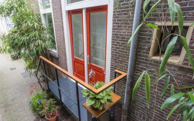 Отель House of Arts Нидерланды, Амстердам - отзывы, цены и фото номеров - забронировать отель House of Arts онлайн вид на фасад