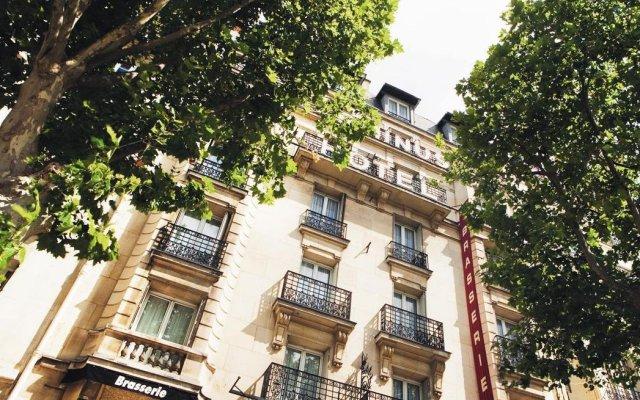 Hotel Terminus Orleans вид на фасад