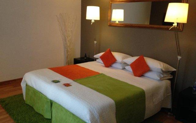 Отель The Luxury Milano комната для гостей