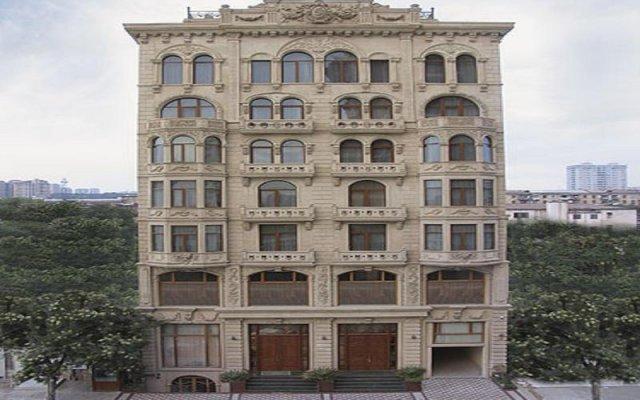 Отель Аиф Палас вид на фасад