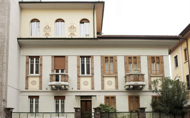 Отель B&B di Porta Tosa вид на фасад