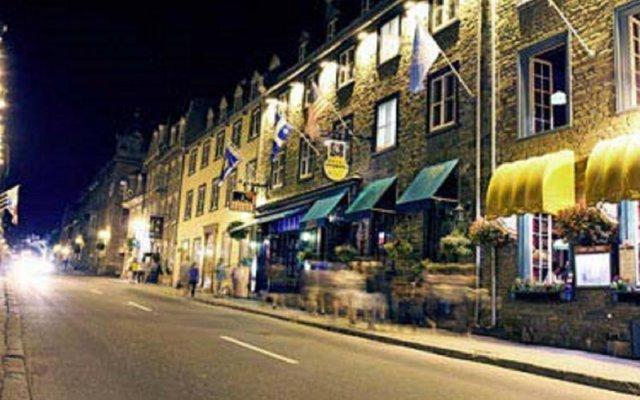 Отель Louisbourg Канада, Квебек - отзывы, цены и фото номеров - забронировать отель Louisbourg онлайн вид на фасад
