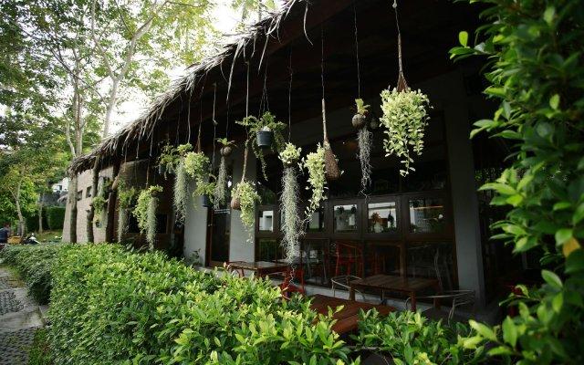 Отель Baan Talay Pool Villa Таиланд, Самуи - отзывы, цены и фото номеров - забронировать отель Baan Talay Pool Villa онлайн вид на фасад