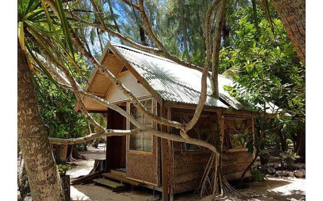 Отель Motu Mapeti - Tahiti Private Island вид на фасад