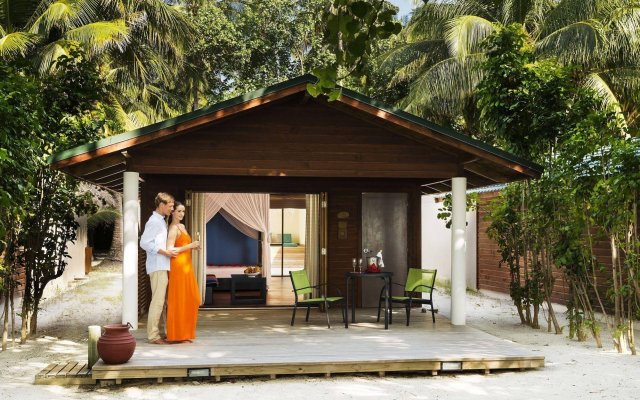 Meeru Island Resort Spa In Furanafushi Island Maldives