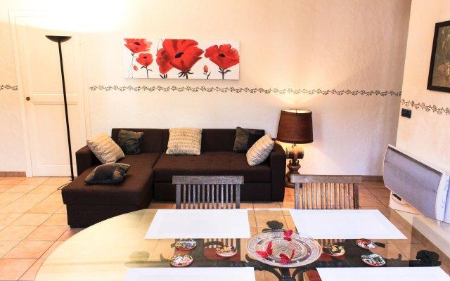 Отель Le Coquelicot комната для гостей