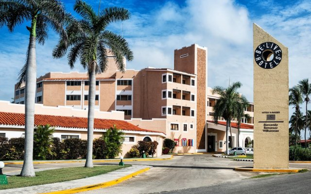 Отель Be Live Las Morlas All Inclusive вид на фасад
