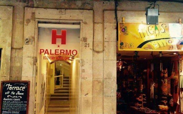 Отель Hostal Palermo Испания, Барселона - отзывы, цены и фото номеров - забронировать отель Hostal Palermo онлайн вид на фасад