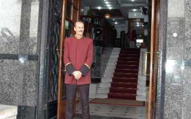 Отель Royal Rabat Марокко, Рабат - отзывы, цены и фото номеров - забронировать отель Royal Rabat онлайн вид на фасад