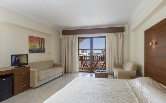 Отель Costa Lindia Beach Южный Родос комната для гостей
