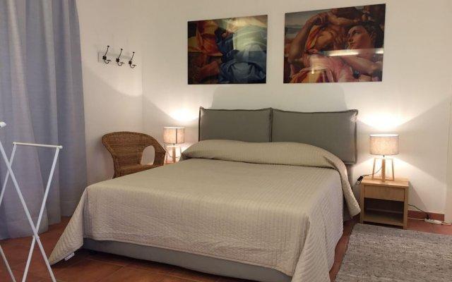 Отель Villa Il Grotto - 3 Br Villa Вербания комната для гостей