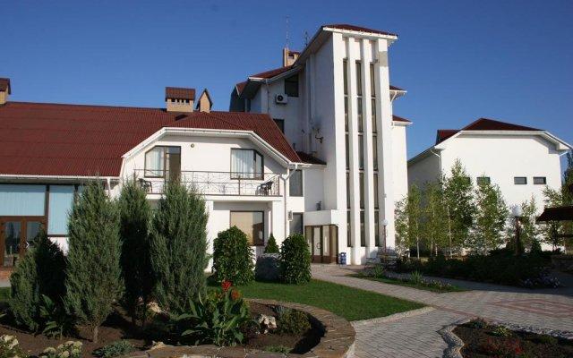 Гостиница Ника вид на фасад