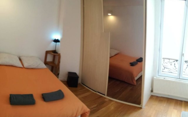 Appartement Montmartre Chappe