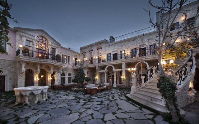 Sacred House Турция, Ургуп - 1 отзыв об отеле, цены и фото номеров - забронировать отель Sacred House онлайн вид на фасад