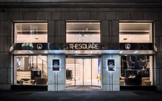 Отель The Square Milano Duomo Италия, Милан - 3 отзыва об отеле, цены и фото номеров - забронировать отель The Square Milano Duomo онлайн вид на фасад