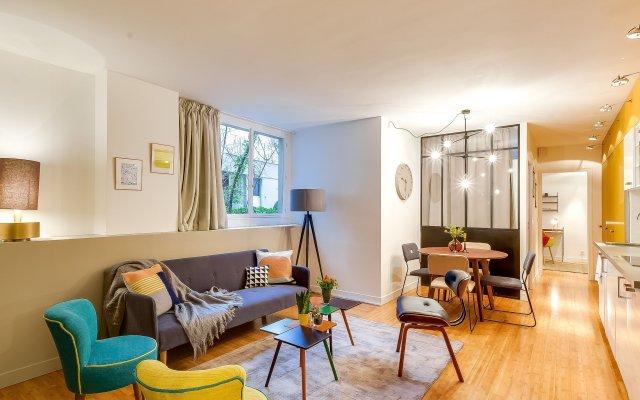 Отель Vaugirard комната для гостей