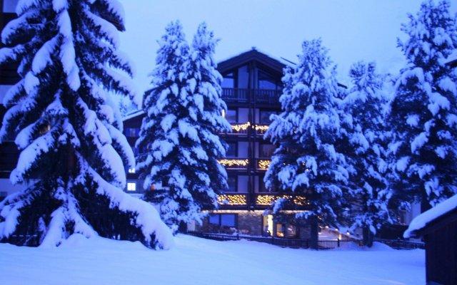 Отель Europe Hotel & Spa Швейцария, Церматт - отзывы, цены и фото номеров - забронировать отель Europe Hotel & Spa онлайн вид на фасад