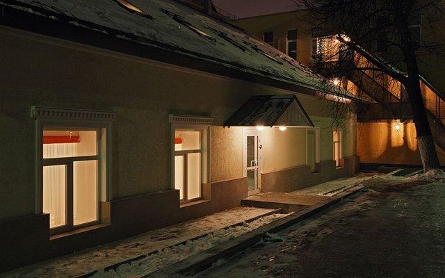 Таганка Хостел и Отель вид на фасад