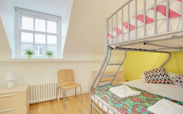 Отель Brighton Getaways - Artist Studio Великобритания, Брайтон - отзывы, цены и фото номеров - забронировать отель Brighton Getaways - Artist Studio онлайн комната для гостей