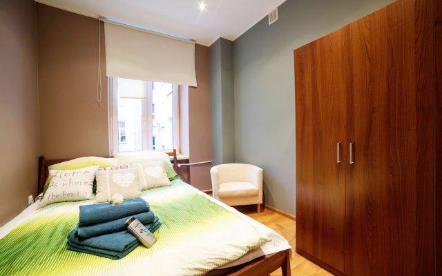 Апартаменты Blue Happy Apartment Варшава
