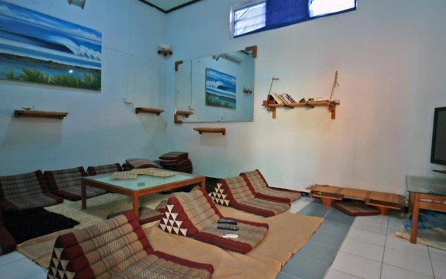 Отель Surf Inn Maldives интерьер отеля