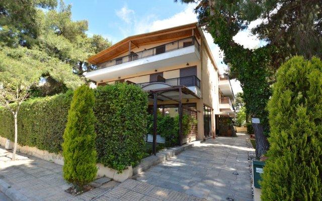 Отель Chris Греция, Кифисия - отзывы, цены и фото номеров - забронировать отель Chris онлайн вид на фасад