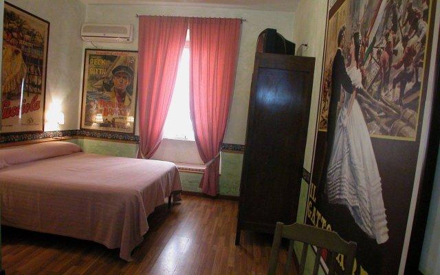 Отель Vacanze Romane 2 комната для гостей