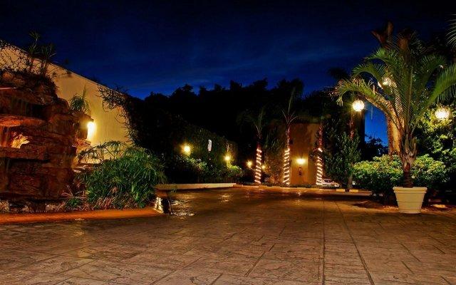Áurea Hotel & Suites вид на фасад