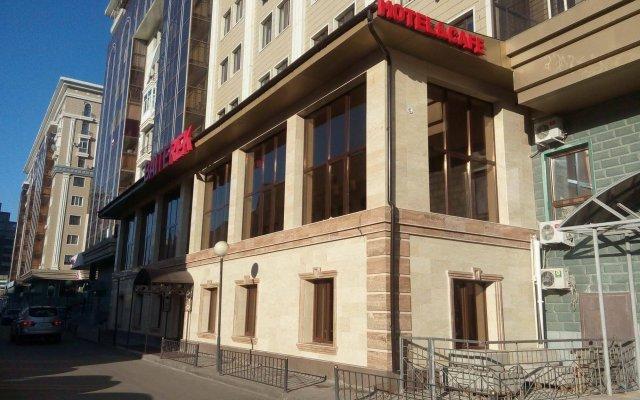Гостиница Baiterek Казахстан, Нур-Султан - 8 отзывов об отеле, цены и фото номеров - забронировать гостиницу Baiterek онлайн вид на фасад