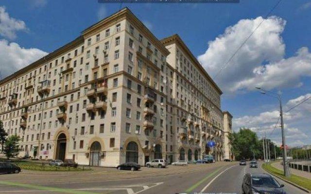 Мини-Отель Ладомир на Яузе Москва вид на фасад