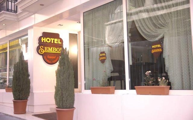 Sembol Hotel Турция, Стамбул - отзывы, цены и фото номеров - забронировать отель Sembol Hotel онлайн вид на фасад