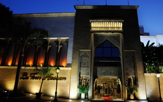 Hotel La Tour Hassan Palace