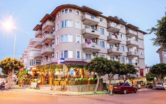 Sunway Apart Hotel Турция, Аланья - отзывы, цены и фото номеров - забронировать отель Sunway Apart Hotel онлайн вид на фасад