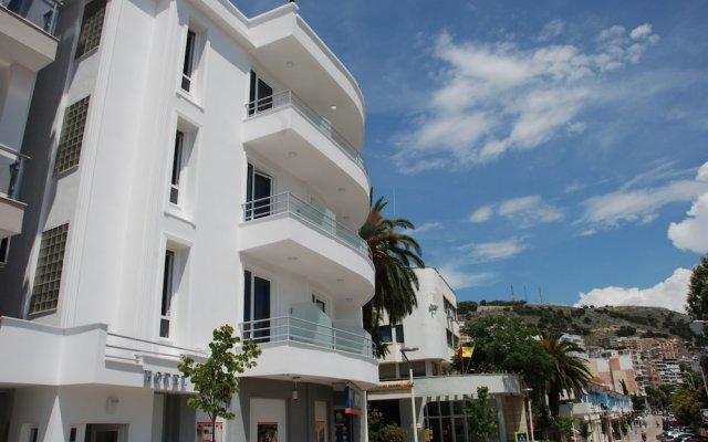 Отель Diamond Албания, Саранда - отзывы, цены и фото номеров - забронировать отель Diamond онлайн вид на фасад