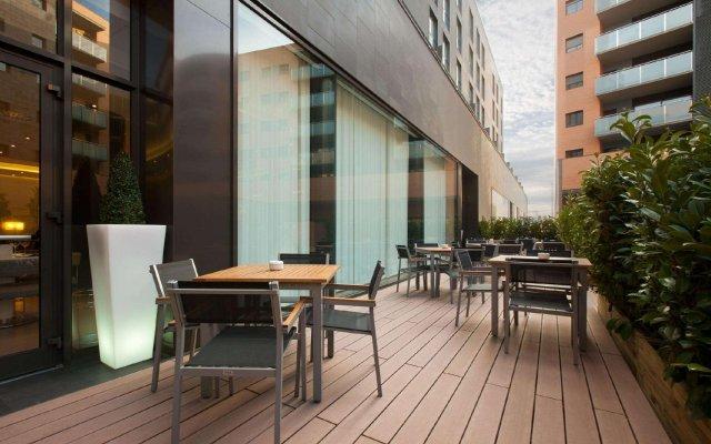 DoubleTree by Hilton Hotel Girona вид на фасад