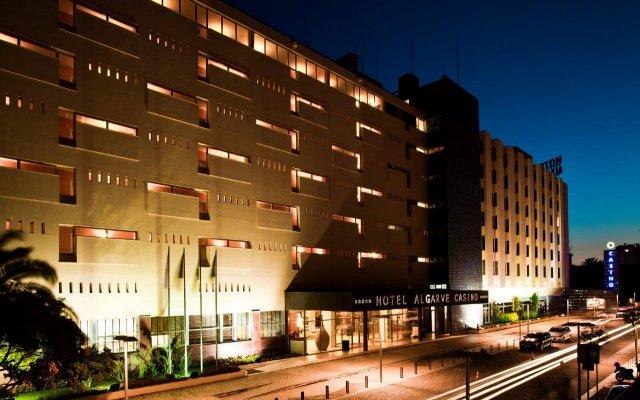 Hotel Algarve Casino вид на фасад