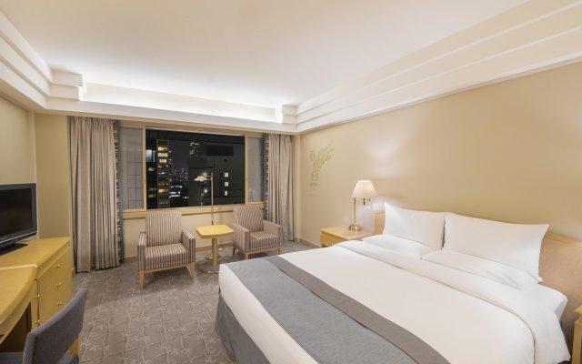 Отель Okura Tokyo Япония, Токио - отзывы, цены и фото номеров - забронировать отель Okura Tokyo онлайн комната для гостей