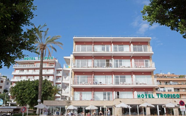 Hotel Tropico Playa вид на фасад