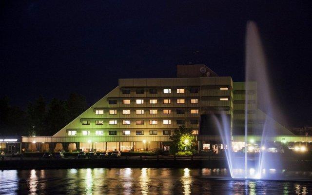 Гостиница Дружба в Выборге - забронировать гостиницу Дружба, цены и фото номеров Выборг вид на фасад