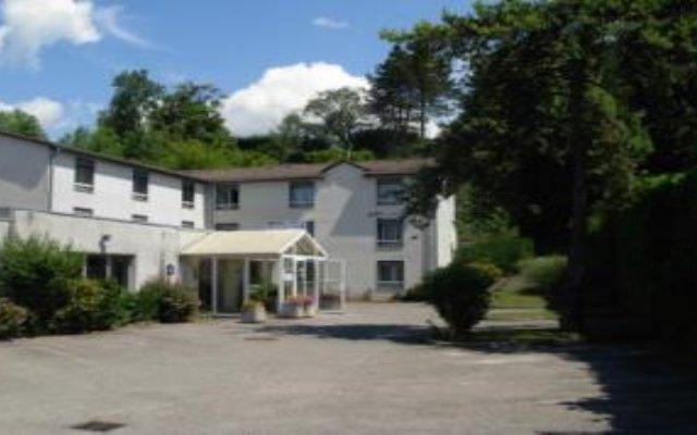 Отель Climotel вид на фасад