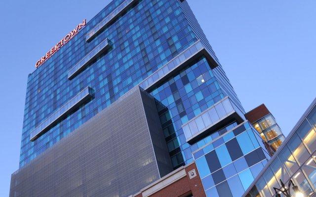 Greektown Casino Hotel вид на фасад