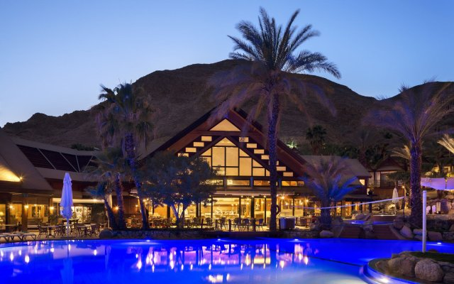 Orchid Hotel Eilat вид на фасад
