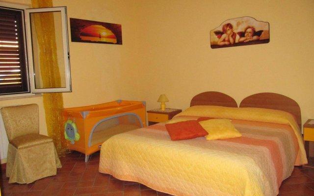 Отель B&B Villa Valentina Агридженто комната для гостей